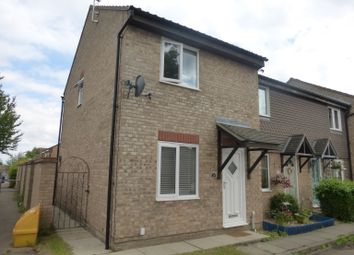 Thumbnail 2 bedroom semi-detached house to rent in Warwick Drive, Bury St. Edmunds