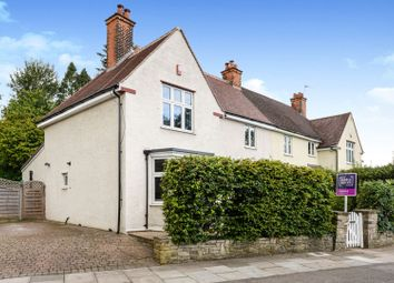 Thumbnail 3 bed semi-detached house for sale in Corkscrew Hill, West Wickham