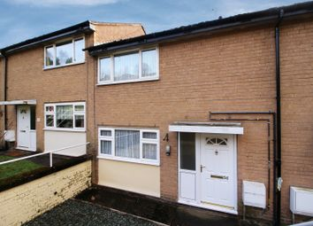 Thumbnail 2 bed terraced house for sale in Park Road, Leek, Staffordshire