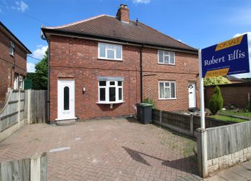 Thumbnail 3 bed semi-detached house for sale in Ryecroft Street, Stapleford, Nottingham