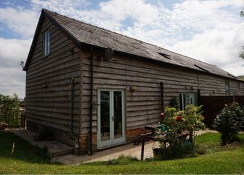 Thumbnail 2 bed barn conversion for sale in Pentre Llifior, Welshpool