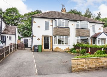 3 bed semi-detached house for sale in West End Drive, Leeds LS18