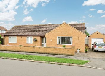 Thumbnail 3 bed detached bungalow for sale in Queens Road, Bourne