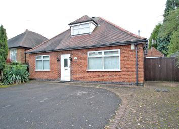 Thumbnail 2 bed detached bungalow to rent in Somersby Road, Woodthorpe, Nottingham