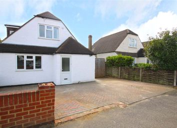 Thumbnail 4 bed detached bungalow for sale in New Haw, Surrey