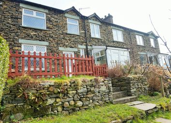 Thumbnail 3 bed terraced house for sale in Fox Howe, Ulverston
