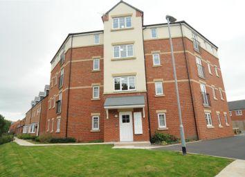 Thumbnail 2 bed flat for sale in Farrell Street, Warrington