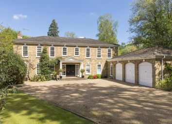 Thumbnail 4 bed property to rent in Pond Close, Burwood Park, Walton On Thames