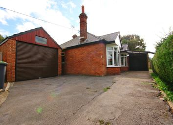 Thumbnail 2 bed detached bungalow for sale in Chapel Lane, North Hykeham, Lincoln