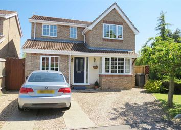 Thumbnail 4 bed detached house for sale in Peterborough Way, Sleaford