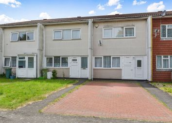 Thumbnail 2 bed terraced house for sale in Farthing Grove, Netherfield, Milton Keynes