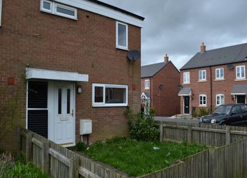 Thumbnail 3 bed end terrace house to rent in Westbourne, Madeley, Telford