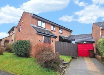 Thumbnail 4 bed detached house for sale in Floribunda Drive, Roselands, Northampton