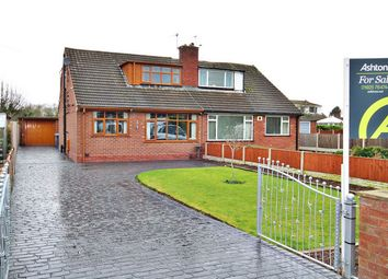 Thumbnail 3 bed semi-detached house for sale in Bowden Close, Leigh, Lancashire