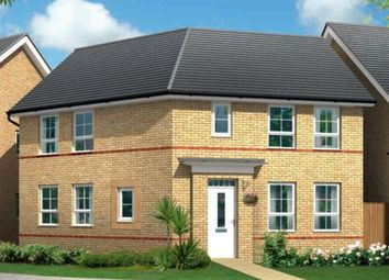 """Thumbnail 3 bedroom semi-detached house for sale in """"Faringdon"""" at Knights Way, St. Ives, Huntingdon"""