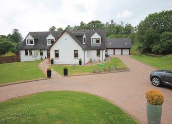 Thumbnail 5 bed detached house for sale in Casa Mia, Jerviswood Nursery, Lanark