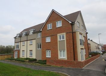 Thumbnail 2 bed flat for sale in Edison Drive, Edison Place, Rugby