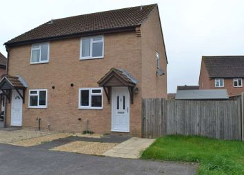 Thumbnail 2 bed semi-detached house to rent in Golding Close, Thatcham