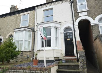 Thumbnail 3 bed terraced house for sale in Dereham Road, Norwich, Norfolk, United Kingdom