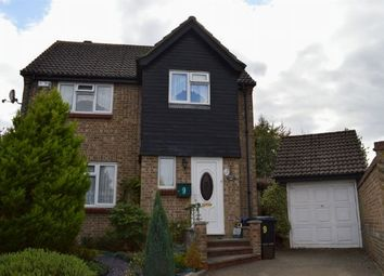 Thumbnail 4 bedroom detached house for sale in Daimler Close, Rectory Farm, Northampton