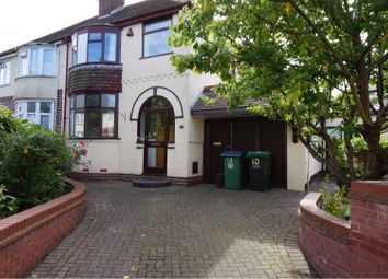 Thumbnail 3 bed semi-detached house to rent in Swan Crescent, Oldbury