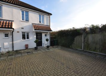 Thumbnail 2 bed end terrace house for sale in Lime Tree Avenue, Long Stratton, Norwich