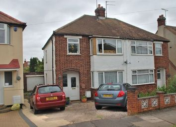 Thumbnail 3 bedroom semi-detached house for sale in Windsor Crescent, Duston, Northampton
