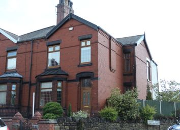 Thumbnail 3 bed semi-detached house for sale in Turf Lane, Royton, Oldham