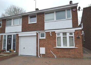 Thumbnail 3 bedroom property for sale in Snells Mead, Buntingford