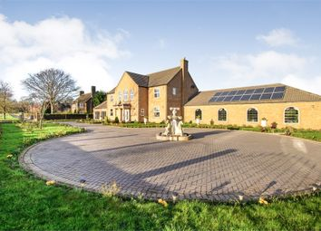 Thumbnail 4 bed detached house for sale in Lancaster Green, Hemswell Cliff, Gainsborough, Lincolnshire