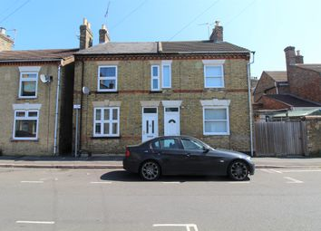 Thumbnail 2 bed semi-detached house for sale in Vergette Street, Peterborough