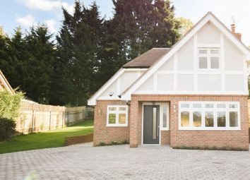 Thumbnail 3 bed detached house for sale in Stonehouse Road, Halstead, Sevenoaks, Kent