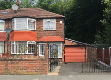 Thumbnail 3 bed semi-detached house for sale in Blackley New Road, Crumpsall