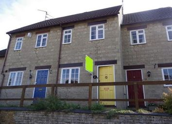 Thumbnail 2 bed terraced house to rent in Wood Street, Geddington