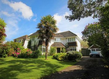 Thumbnail 4 bed detached house to rent in Seaway Avenue, Friars Cliff, Mudeford, Christchurch