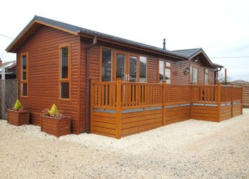 The Retreat, Southwold Lodge, St. Marys Lane, North Ockendon, Upminster RM14. 1 bed detached bungalow
