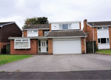 Thumbnail 4 bed detached house for sale in Stillwell Drive, Wakefield