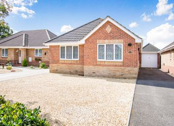 Thumbnail 3 bed detached bungalow for sale in Batstone Way, Ferndown