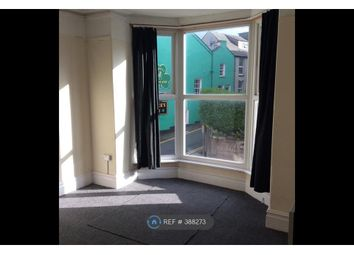 Thumbnail 3 bed flat to rent in Holyhead Road, Bangor