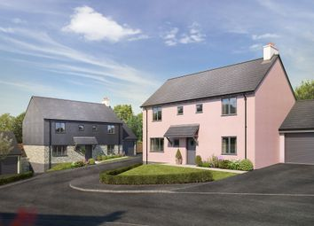 Thumbnail 4 bed detached house for sale in Main Street, Blackawton, Totnes