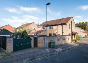 Thumbnail 3 bed semi-detached house for sale in Lisle Road, Chapel Break, Norwich