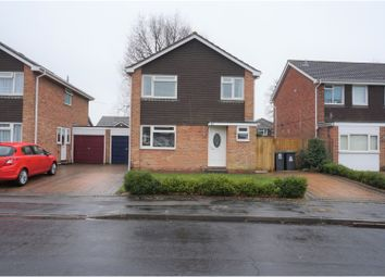 Thumbnail 4 bed detached house for sale in Nutwick Road, Denvilles, Havant