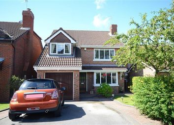 Thumbnail 4 bed detached house for sale in Tamerton Close, Calderstones, Liverpool