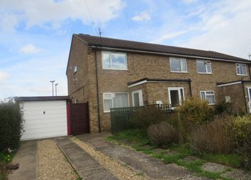 Thumbnail 2 bed flat for sale in Laburnam Close, Grantham