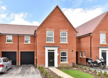 Thumbnail 3 bed terraced house for sale in Bee Orchid Close, St James Place, Clanfield