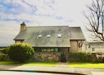 Thumbnail 5 bed detached house for sale in Llanbedrog, Pwllheli