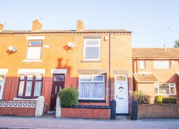 Thumbnail 2 bed end terrace house for sale in Cecil Street, Worsley