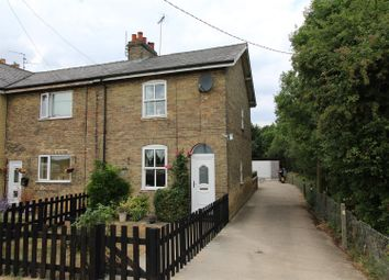 Thumbnail 3 bed end terrace house for sale in Hurn Road, Peterborough