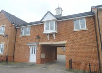 Thumbnail 1 bedroom flat to rent in Connelly Close, Swindon, Wiltshire