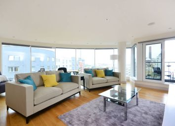 Thumbnail 2 bed flat for sale in Octavia House, Townmead Road, Imperial Wharf